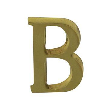 Litera b numery na domy i drzwi w atrakcyjnej cenie w for Literas leroy merlin