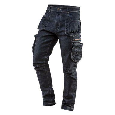 Spodnie robocze DENIM 81-229 r. 54 NEO