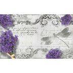 Fototapeta Kwiaty Lawendy 368 x 254 cm