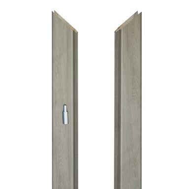 Baza lewa ościeżnicy regulowanej Dąb silver 260 - 280 mm Artens