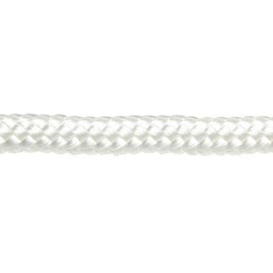 Lina polipropylenowa 180 kg 6 mm x 100 m pleciona biała STANDERS