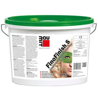 Gotowa gładź szpachlowa FINOFINISH S 9 kg BAUMIT