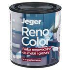 Farba renowacyjna RENO COLOR do mebli i glazury 0.45 l Szron Wysokoodporna JEGER