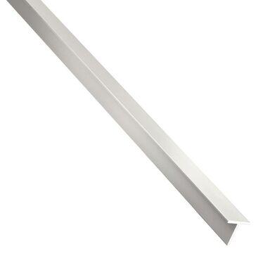 Teownik aluminiowy 1 m x 20 x 19.5 mm surowy srebrny STANDERS