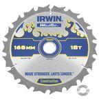 Tarcza do pilarki tarczowej 165MM/18T C/20(16) IRWIN WELDTEC
