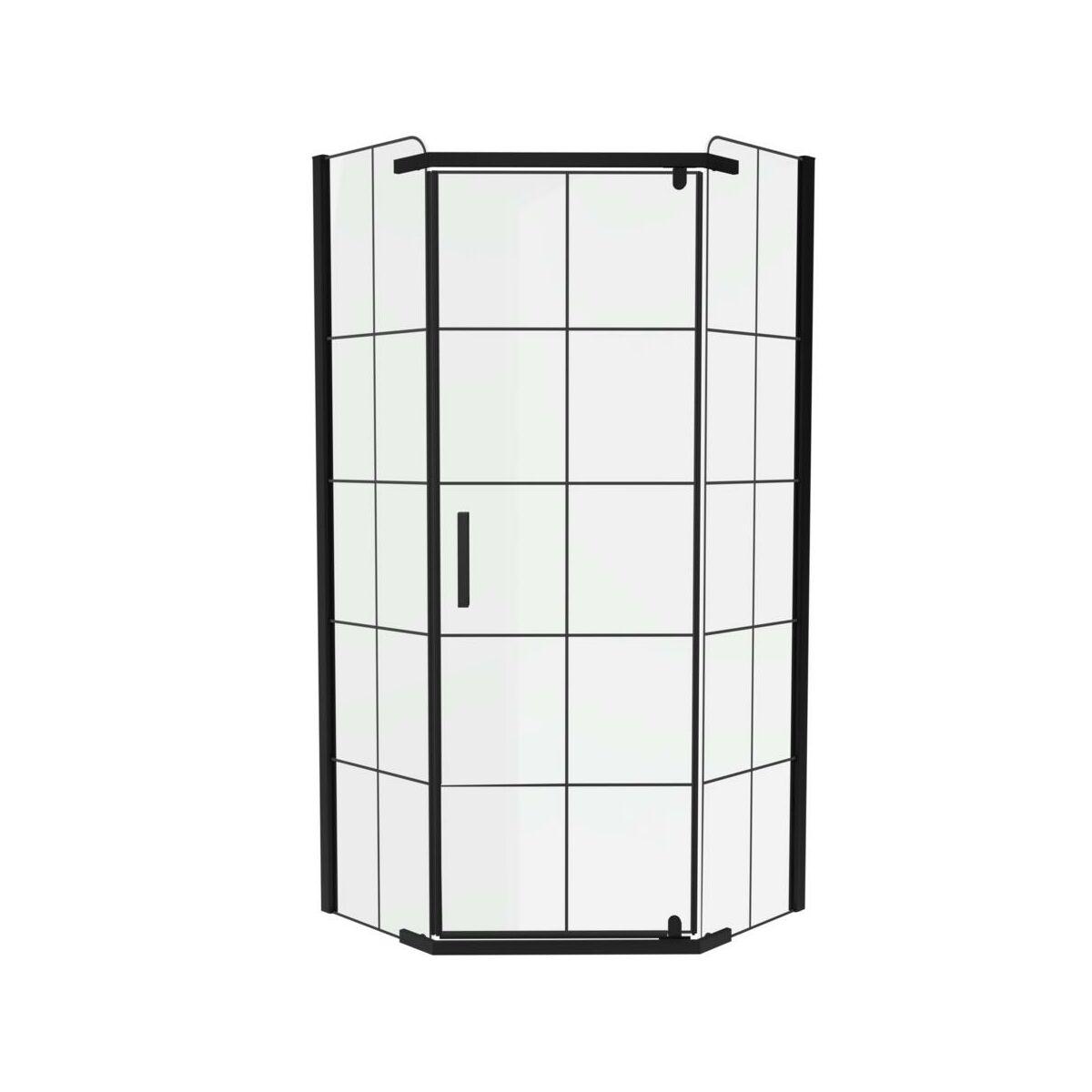 Kabina Prysznicowa Perfetto 90 X 90 Cm Wellneo Kabiny Prysznicowe W Atrakcyjnej Cenie W Sklepach Leroy Merlin