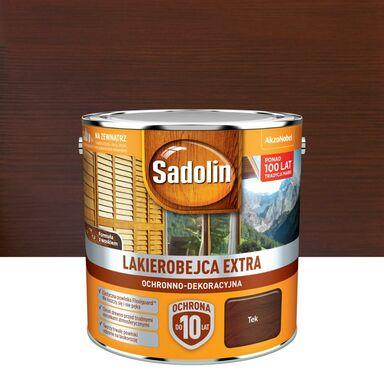 Lakierobejca do drewna Extra 2.5 l Tek Sadolin
