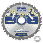 Tarcza do pilarki tarczowej 190MM/18T/30(20) IRWIN WELDTEC