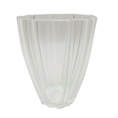 Osłonka do storczyka 14 cm szklana bezbarwna