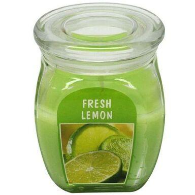 Świeca zapachowa BIG JAR  zapach: Świeża cytryna  BOLSIUS