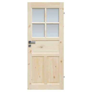 Skrzydło drzwiowe LONDYN LUX 70 Prawe RADEX