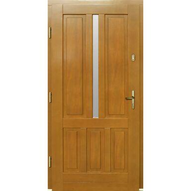 Drzwi wejściowe C264 Afromozja 90 Lewe
