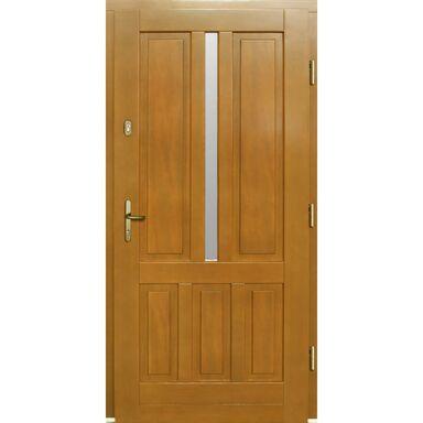 Drzwi wejściowe C264 Afromozja 90 Prawe