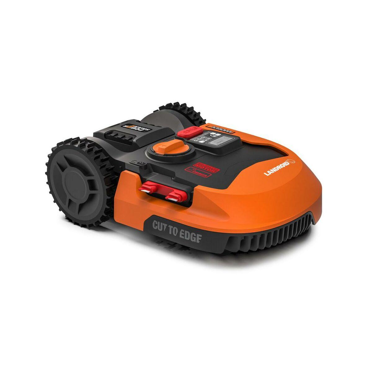 Robot Koszacy Worx Wr153e 4 Ah 20 V Roboty Koszace W Atrakcyjnej Cenie W Sklepach Leroy Merlin