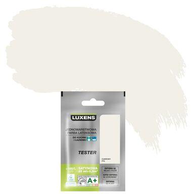 Tester farby KUCHNIA I ŁAZIENKA 25 ml Cukrowy pył LUXENS