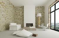 Ściana jako element dekoracji - kamień sztuczny i naturalny, płytki ceramiczne i betonowe