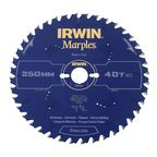 Tarcza do pilarki tarczowej 250MM/40T/30 śr. 250 mm  40 z IRWIN MARPLES