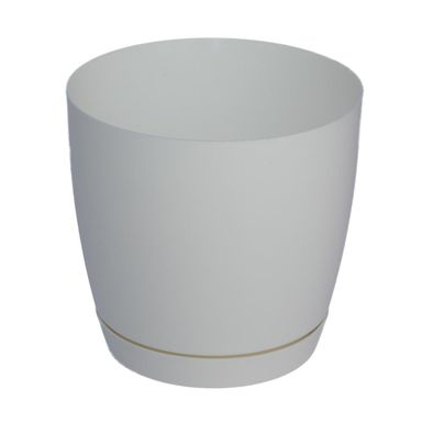Doniczka TOSCANA 19 x 19 x 18.5 cm FORM-PLASTIC