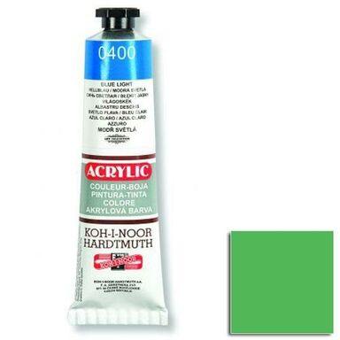 Farba akrylowa zielona 40 ml KOH-I-NOOR