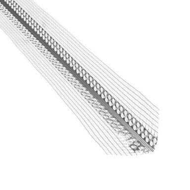 Narożnik aluminiowy z siatką 70 x 70 mm 2.5 mb NORGIPS