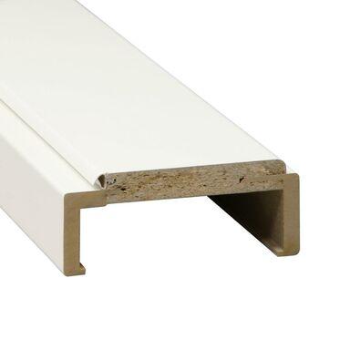 Belka górna ościeżnicy REGULOWANEJ 60 Biała lakierowana 95 - 115 mm CLASSEN