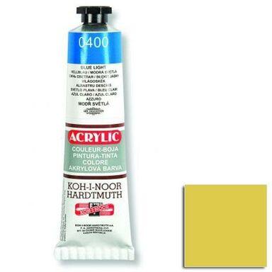 Farba akrylowa żółta 40 ml KOH-I-NOOR