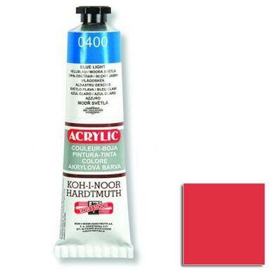 Farba akrylowa ciemnoczerwona 40 ml KOH-I-NOOR