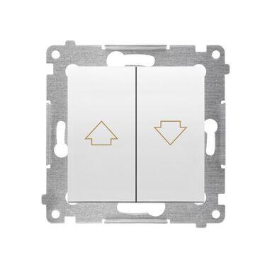 Włącznik centralny rolet  DZP1.01/11 Biały SIMON54