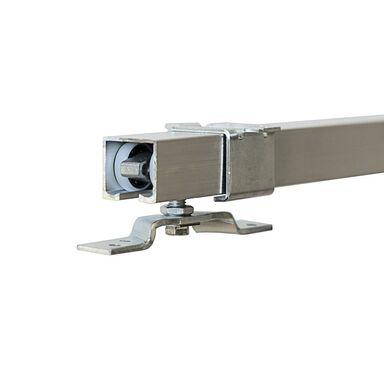 System naścienny do drzwi przesuwnych 2-skrzydłowych CLASSEN