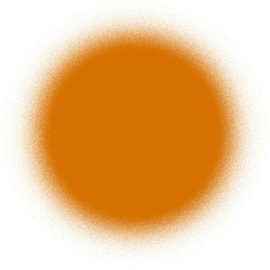 Spray KOLOR Pomarańczowy0,4 l  LUXENS