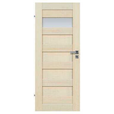 Skrzydło drzwiowe drewniane DUBLIN 90 Lewe RADEX