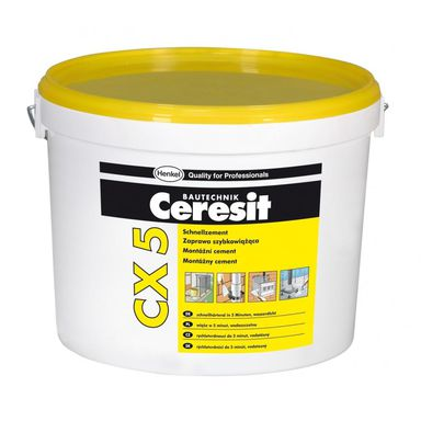 Zaprawa klejowa SZYBKOWIĄŻĄCA CX5 2 kg CERESIT
