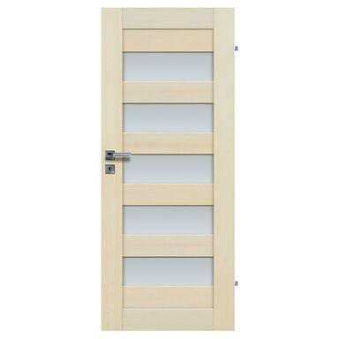 Skrzydło drzwiowe drewniane DUBLIN 70 Prawe RADEX