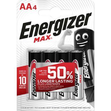 Bateria ALKALICZNA MAX AA E91 4 SZT. ENERGIZER