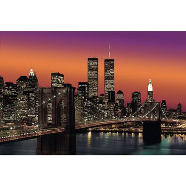 Plakat NEW YORK BROOKLYN BRIDGE 91.5 x 61 cm