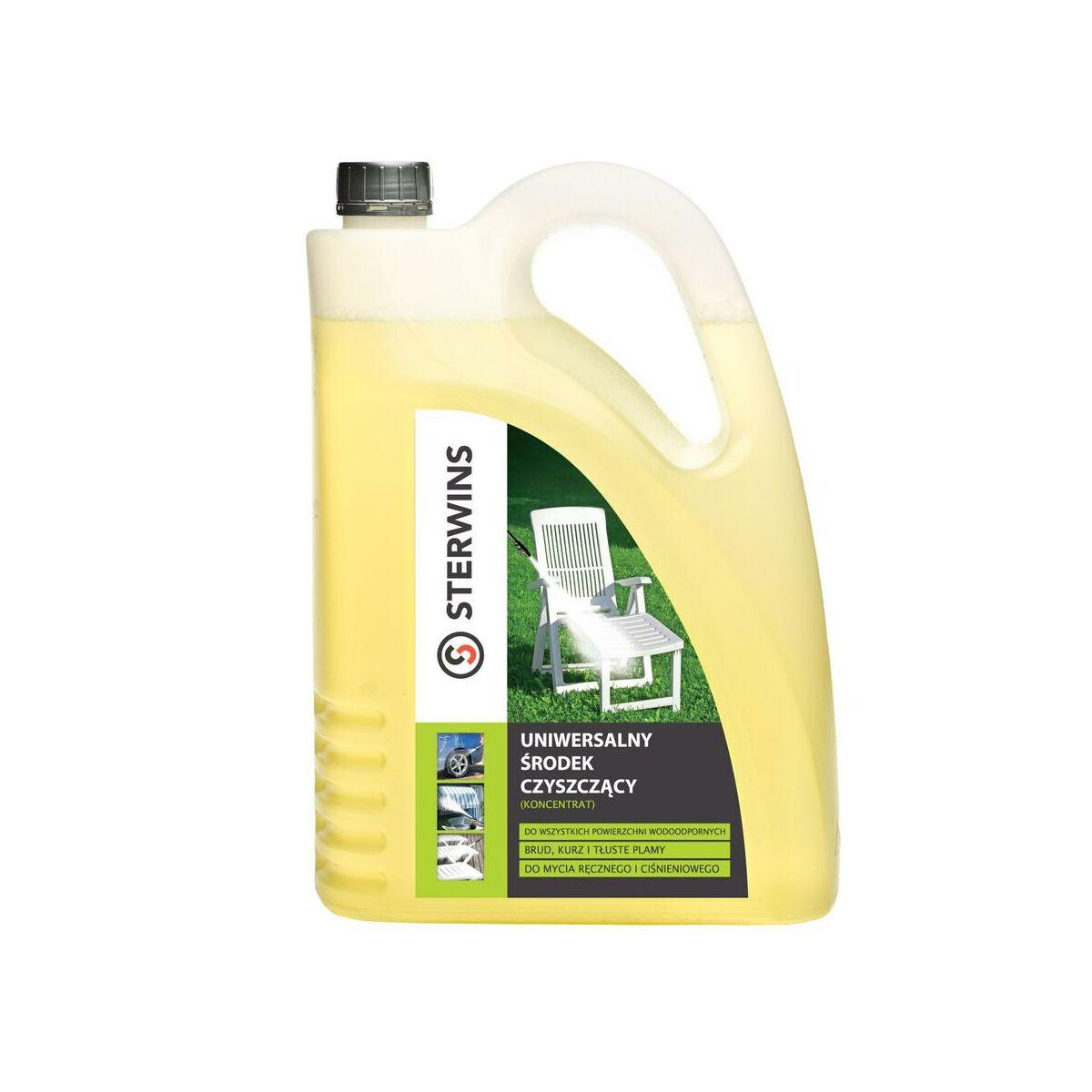 Środek czyszczący uniwersalny STERWINS 5 l do myjek ciśnieniowych