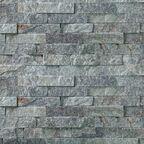Kamień elewacyjny naturalny WALL CRAZY SZARY 60X15X1-3 CM