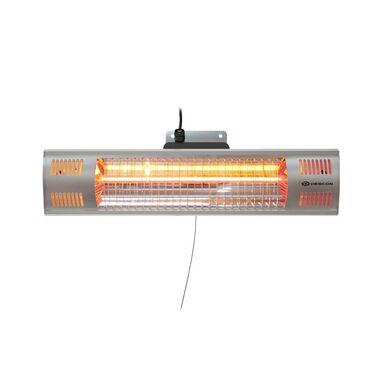 Promiennik elektryczny TARASOWY ścienny 1,5 kW DA-IR1500 DECOWATT