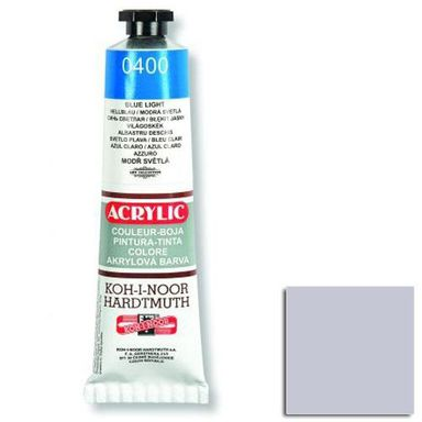 Farba akrylowa szara perła 40 ml KOH-I-NOOR