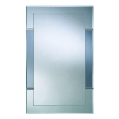 Lustro łazienkowe bez oświetlenia VELVET IV 80 x 50 cm DUBIEL VITRUM
