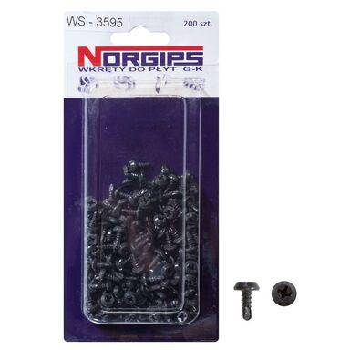 Wkręt 3,5X9,5MM NORGIPS