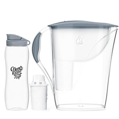 Zestaw dzbanek z filtrem do wody LUNA 3.3L z bidonem DAFI