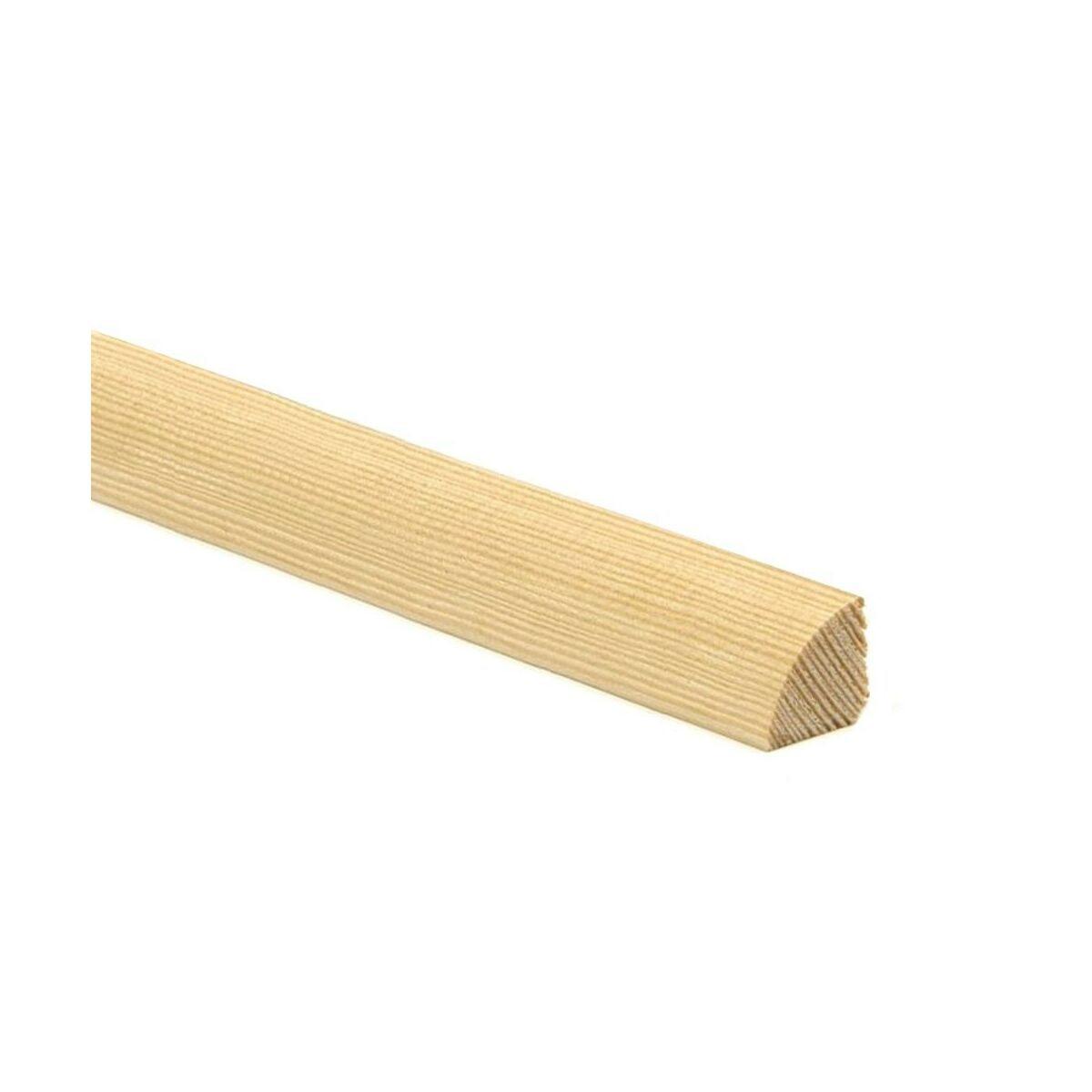 Cwiercwalek Wypukly 20 X 20 X 2500 Mm Drewniane Listwy Profilowane W Atrakcyjnej Cenie W Sklepach Leroy Merlin