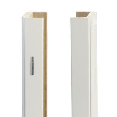 Baza lewa ościeżnicy regulowanej Biała lakierowana Zara 160 - 180 mm Classen