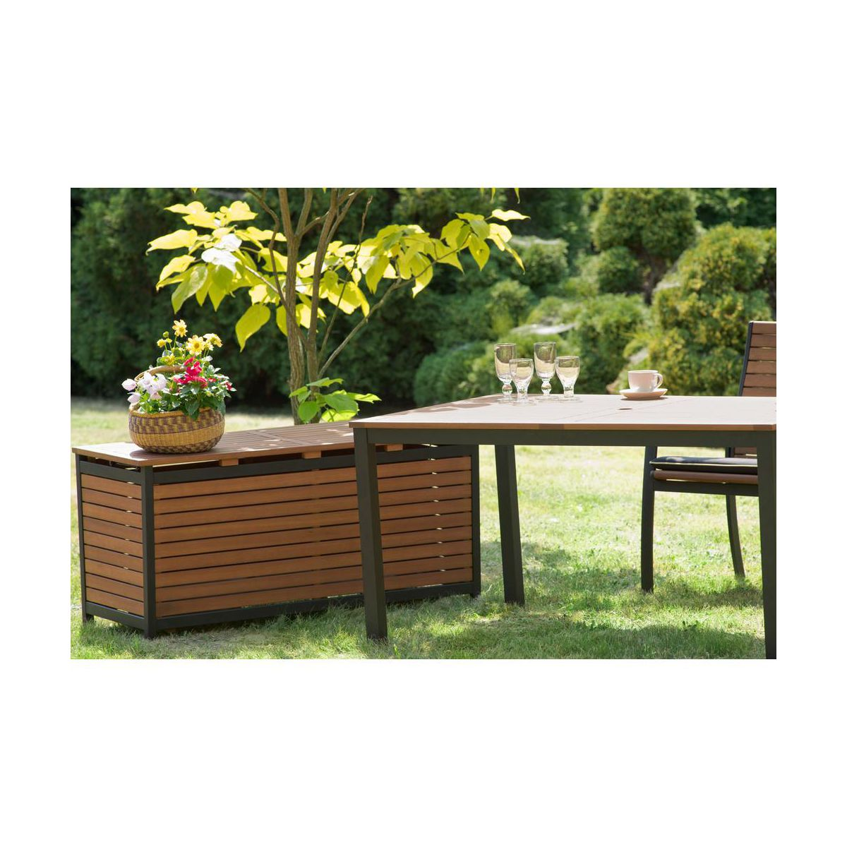 Meble ogrodowe Krzesła i fotele ogrodowe Krzesło ogrodowe CORAL