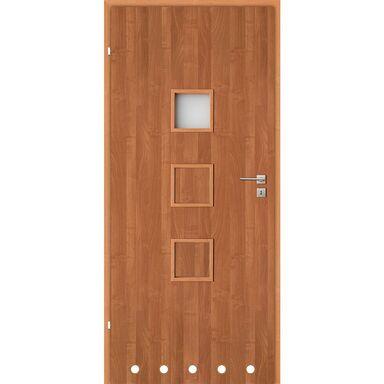 Skrzydło drzwiowe z tulejami wentylacyjnymi LEA Olcha 90 Lewe CLASSEN
