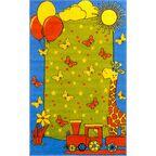 Dywan dziecięcy LATO zielony 200 x 280 cm