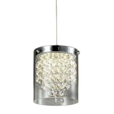 Lampa wisząca Cantos transparentna LED Light Prestige