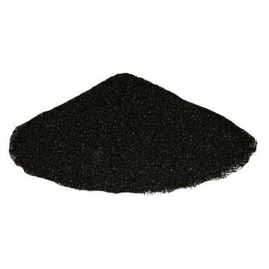 Piasek dekoracyjny czarny 0.5 kg