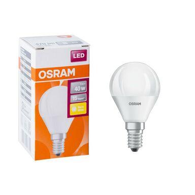 Żarówka LED E14 (230 V) 5 W 470 lm Ciepła biel OSRAM